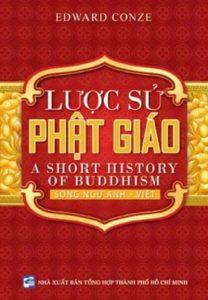 Book Cover: Lược sử Phật giáo (song ngữ Anh – Việt)