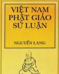 Book Cover: Việt Nam Phật Giáo Sử Luận – Nguyễn Lang